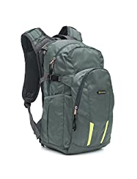 15L Lite Daypack Backpack - Evecase Advanced Small Compact Lightweight Outdoor Climbing Camping Outdoor Sports Travel Hiking Backpack - Gray