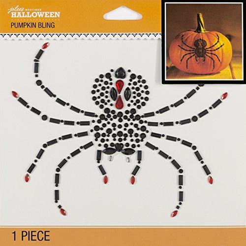 Jolee's Boutique 50-51014 Pumpkin Bling - Spider
