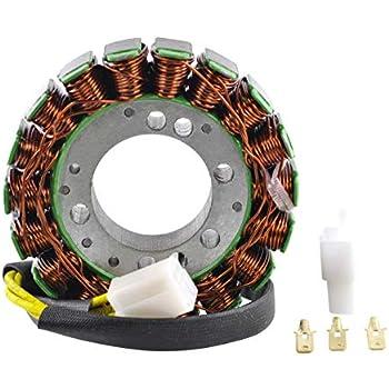 Generator Stator For Yamaha XV 700 Virago XV 750 Virago XV 1100 Virago 1986-2000 OEM Repl.# 1RM-81410-20-00 1TA-81410-20-00 4PP-81410-00-00