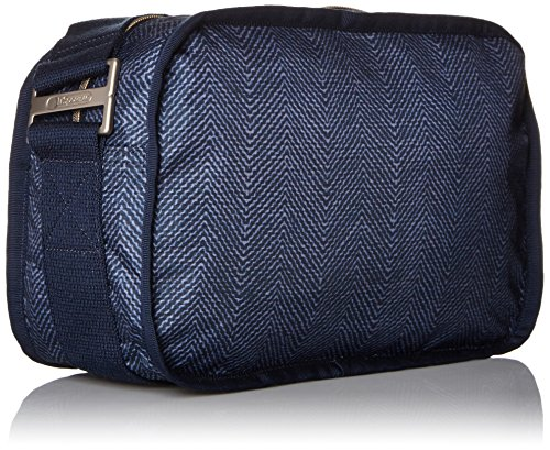 Camera Bag Cr LeSportsac Blue Herringbone U5q08P