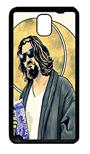 Samsung Galaxy Note 3 N9000 Cases & Cover sThe Big Lebowski The Dude Custom TPU Soft Case Cover Protector for Custom TPU Soft Case Cover Protector for Samsung Galaxy Note 3 N9000 Black