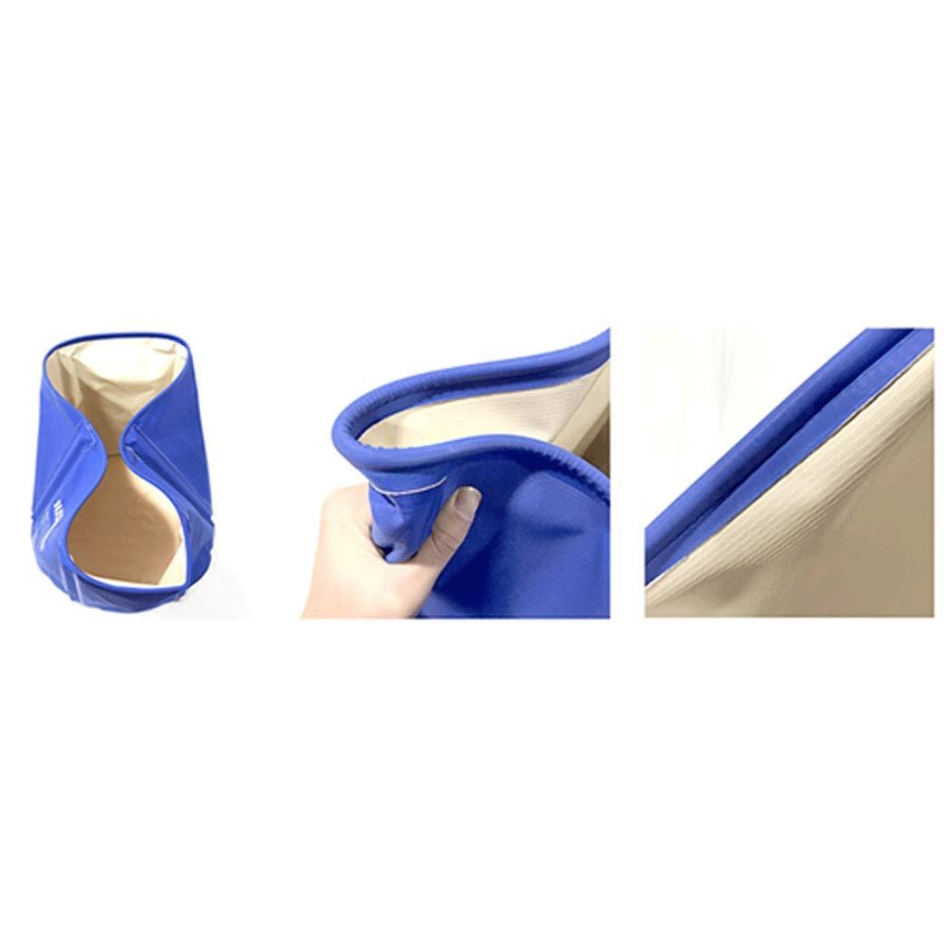 YONGYONG Adult Bath Tub Folding with Bracket Free Inflatable Bathtub Thick PVC Tub 65CM*65CM, 65CM*70CM (Color : B, Size : 65CM*65CM) by Yongyong (Image #6)