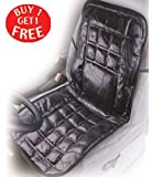 Leather Padded Car Seat Cushion - Buy 1 Get 1 Free