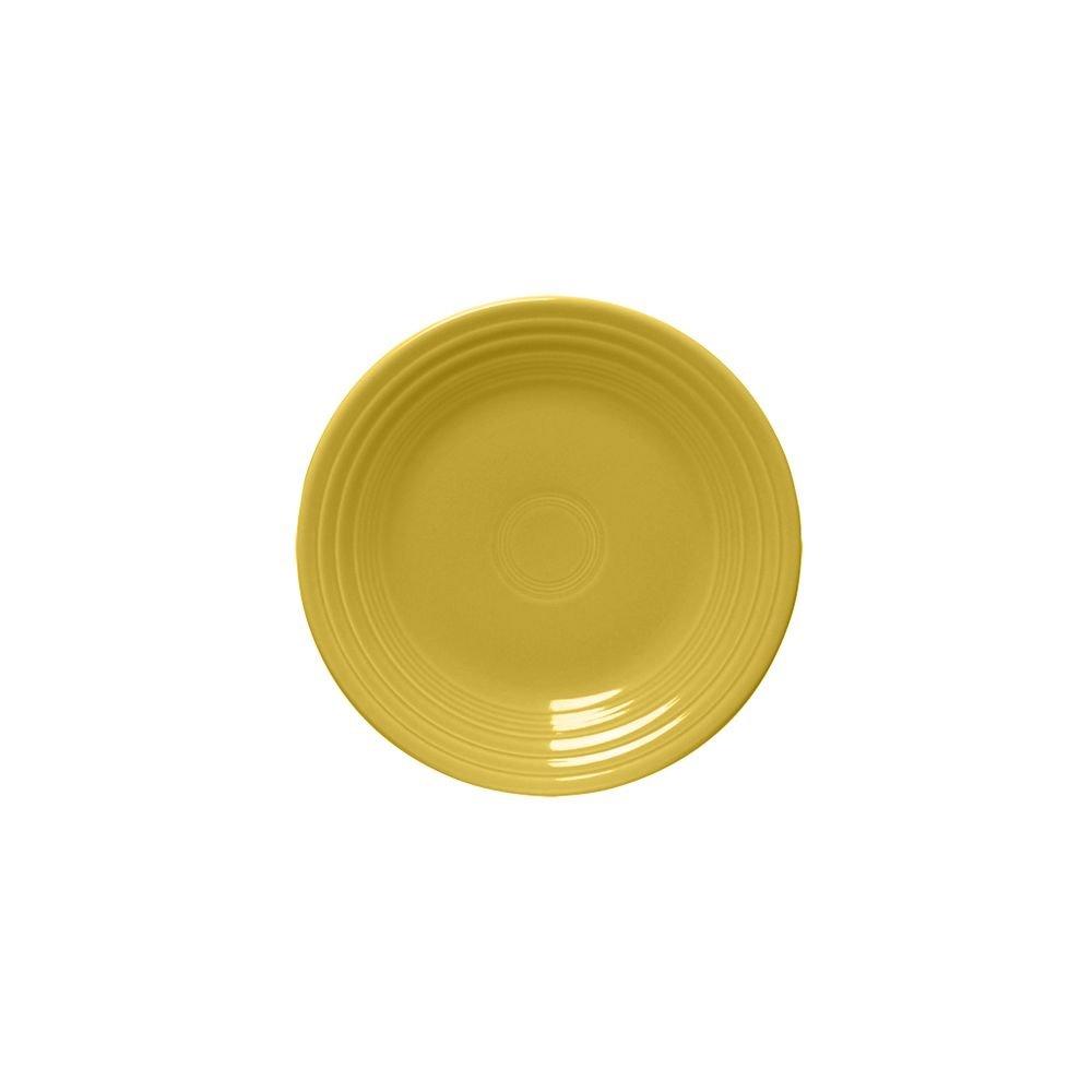 Homer Laughlin 463320 Fiesta Sunflower 6-1/8'' Plate - 12 / CS