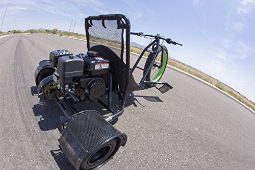 Coleman Powersports DT200 Gas powered Drift Trike by Coleman Powersports (Image #5)