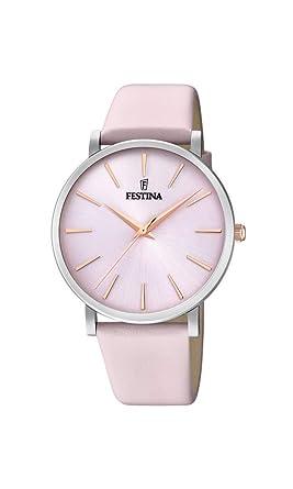 b457aa71647 Festina Horloge F20371/2: Amazon.fr: Montres