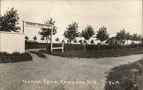 Kenmare Tourist Park Entrance Kenmare, North Dakota Original Vintage (North Entrance)