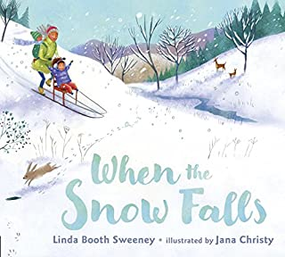 Book Cover: When the Snow Falls