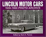 Image: Lincoln Motor Cars 1946-1960 Photo Archive