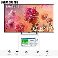 Samsung Q9FN Smart 4K Ultra HD QLED TV (2018) Bundle (75-Inch + Home Security Kit)