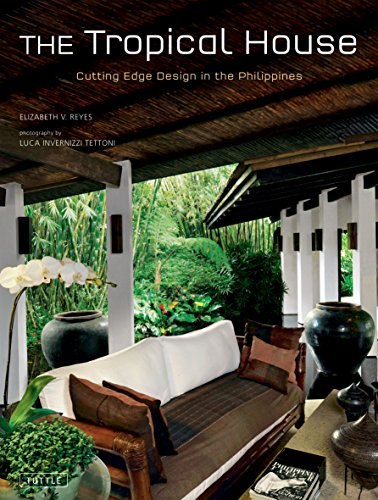 Design Tropical Decoration (Tropical House: Cutting Edge Design in the Philippines)