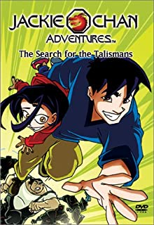 Jackie Chan Adventures The Amazing T Girl