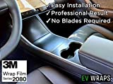 EV Wraps Tesla Model 3 / Model Y Center Console