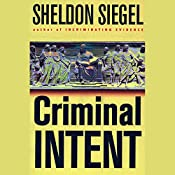 Criminal Intent | Sheldon Siegel