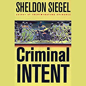 Criminal Intent Audiobook