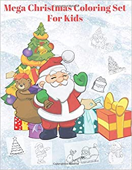 christmas children drawing and coloring book for kids sketch book notebook gifts for age 3 4 5 6 7 8 years old boys and girls great art gift toys and x sketch book notebook gifts for age