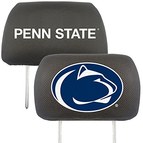 Penn State University Head Rest Cover (Set of (Lions Tailgate Mat)