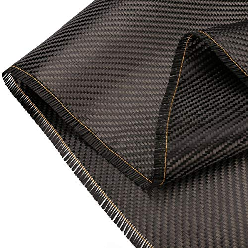 Carbon Fabric - Black Bon Fiber Fabric 2x2 Twill 3k Linear Yarn Cloth  Commercial 127 91cm 0 25mm Thickness - Shoe Carbon Clothes Clothing Odor  Filter