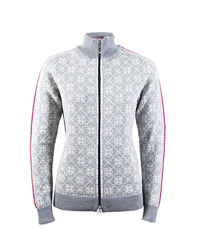 Sudadera Norway Of Allium Dale Off Mel Gris De White Jacken Jacket Grey Frida Schiefer Mujer nXUxUa