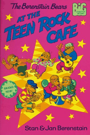 The Berenstain Bears at the Teen Rock - South Shopping Mall Coast