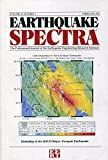 img - for Earthquake Spectra Volume 29, Number 1: February 2013 book / textbook / text book