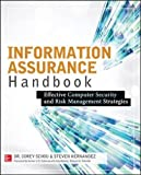 img - for Information Assurance Handbook: Effective Computer Security and Risk Management Strategies book / textbook / text book