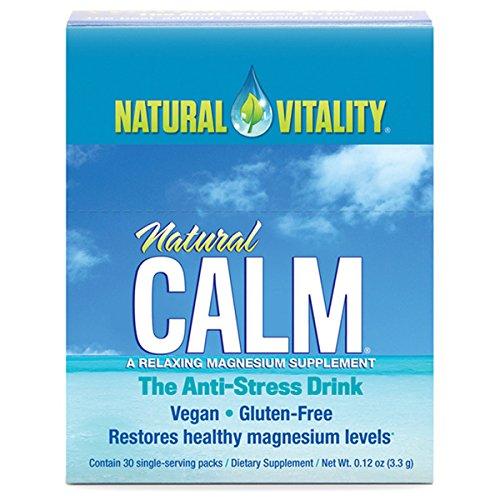Natural Calm Natural Vitality (Calm Magnesium Travel)