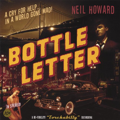 Lounge Bottle (Bottle Letter)