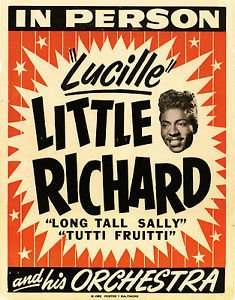 LITTLE RICHARD - 59740,8 cm Cartel de promoción del ...