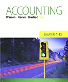 Bundle: Accounting, Chapters 1-13, 26th + Fit and Fashionable Practice Set with Cengage Learning General Ledger Software, 2 term (12 months) Printed Access Card