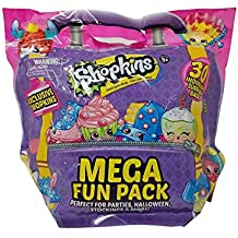 Shopkins Mega Fun Pack with 30 Individually Bags
