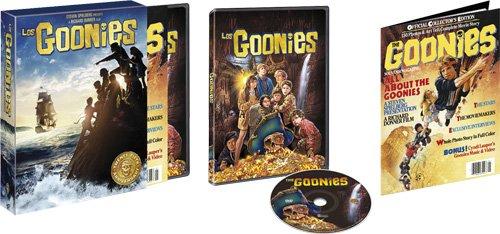 Los Goonies (Edición 25 Aniversario) [DVD]: Amazon.es ...