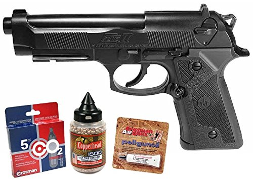 Beretta Elite II Pro Bundle BB Pistol air pistol