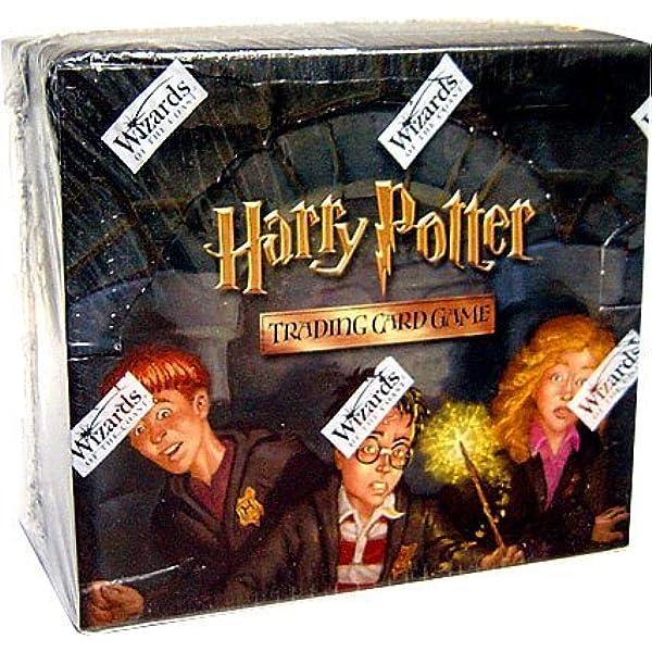 Harry Potter Card Game - Adventure At Hogwarts Booster Box - 36P11C: Amazon.es: Juguetes y juegos