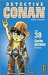 Détective Conan, tome 38 par Aoyama ()