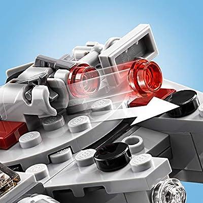 LEGO Star Wars Millennium Falcon Microfighter Star Wars Toy: Toys & Games