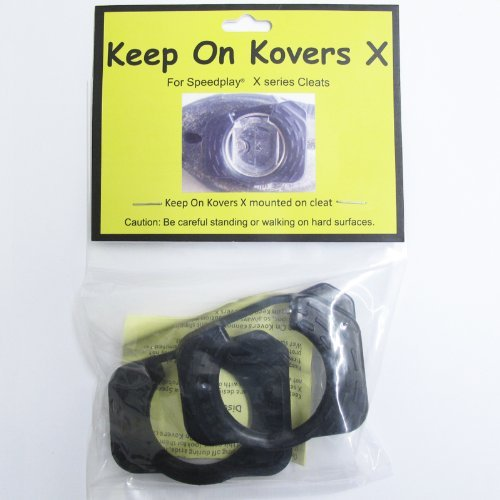 Keep on Kovers X for Speedplay X Series Cleats Protection Cover by Keep on Kovers