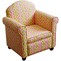Kinfine USA Juvenile Arm Chair in multi colors