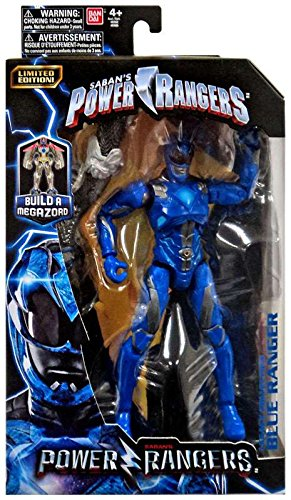 Limited Edition Mighty Morphin Power Ranger Legacy Movie Figures Toys R Us Exclusive Blue Ranger