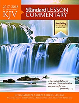 Kjv standard lesson commentary 2017 2018 kindle edition by kjv standard lesson commentary 2017 2018 by standard publishing fandeluxe Images