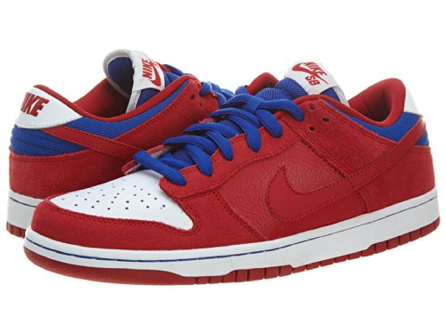 - Nike Dunk Low Pro Sb Mens Style: 304292-661 Size: 10.5 Red/Royal