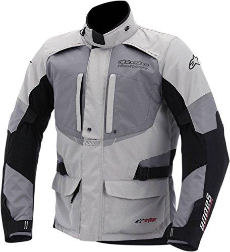 Alpinestars Andes Drystar Waterproof Textile Pants 2013 Grey Black XXL/XX-Large