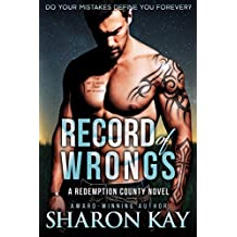 Record of Wrongs (Redemption County Book 1)