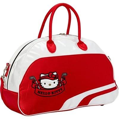 "Hello Kitty Golf Hello Kitty Golf ""Mix & Match"" Boston Bag"