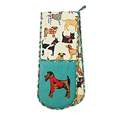 Ulster Weavers Hound Dogs Double Oven Glove