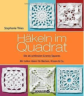 Granny Square Book Amazonde Margaret Hubert Fremdsprachige Bücher