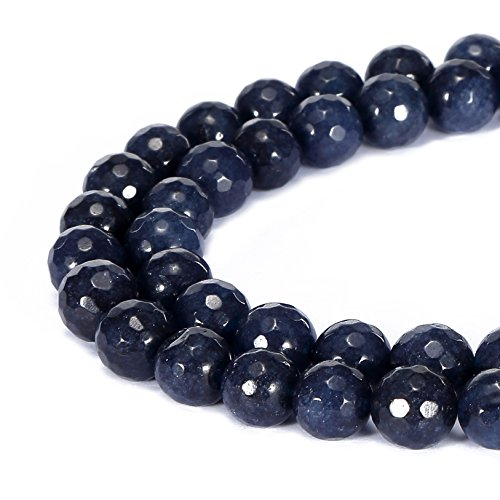 Buy faceted sapphire beads