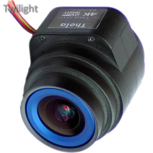 Theia Technologies SL410 4-10 mm CS-Mount F/1.4 4K DC Manual-Iris Varifocal (4mm Manual Lens)