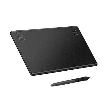 ZTT Tableta de Dibujo de gráficos HS64 6X4 Pulgadas, Tableta ...