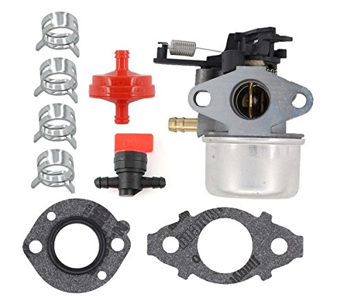 Carburetor Carb For Briggs & Stratton 593599 595390 121R02 121S02 Engine Power - Briggs & Stratton Washers